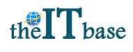 The IT base Logo