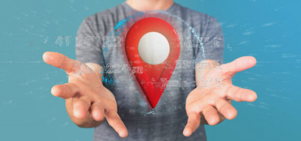A-GPS system actually means assisted GPS