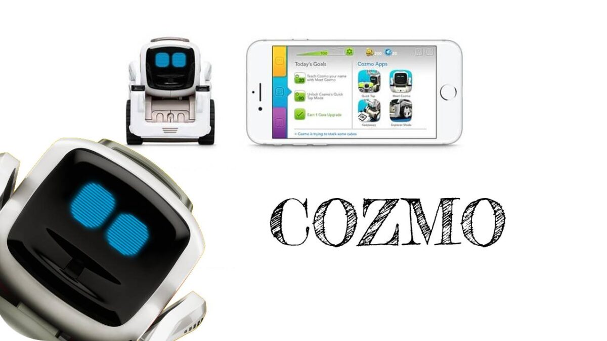 Cozmo – The Smartest AI-Powered Robot Toy by Anki