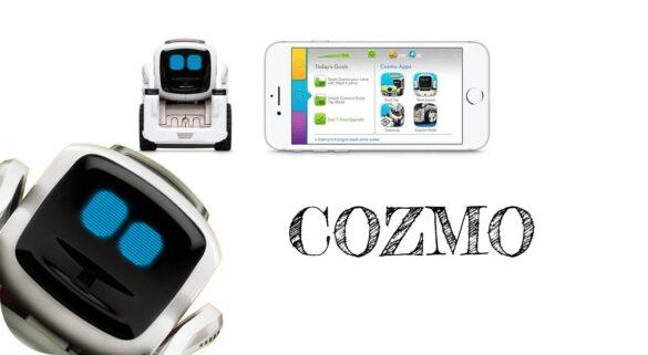 Cozmo - AI Robot