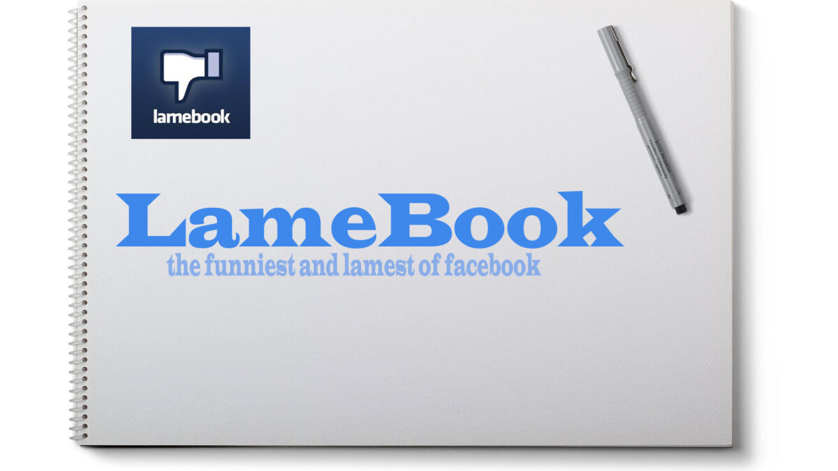 What is Lamebook?