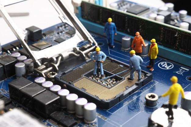 ATX Micro Motherboard