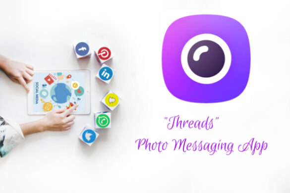 Threads -Photo messaging app