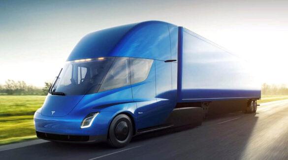 Tesla Semi -Truck