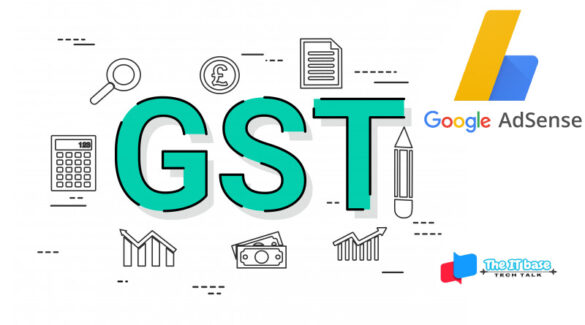 GST on Google Adsense