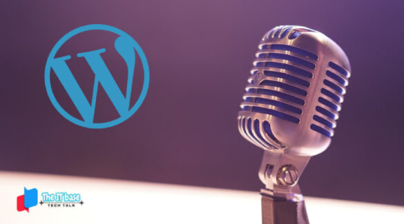 Podcast with WordPress