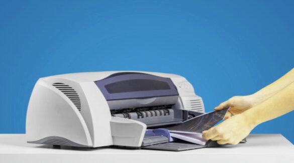windows 10 fax