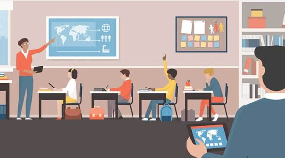 Technology is Changing How Students Learn