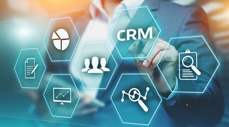 How can a CRM system help non-profits?
