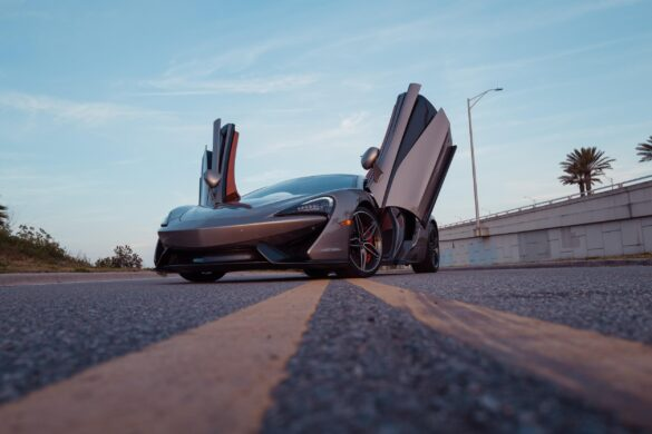 Exotic Car Rent in Dubai