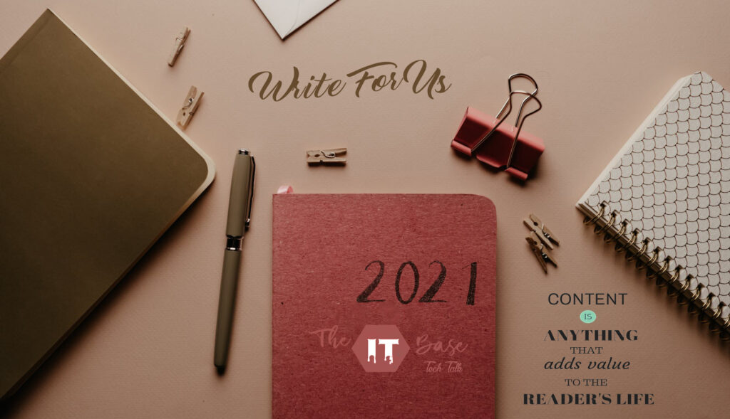 Write For Us - TheITbase
