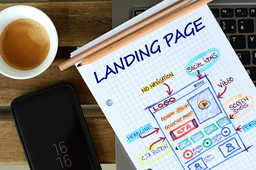 Compelling Landing Page Designs That Convert Customers