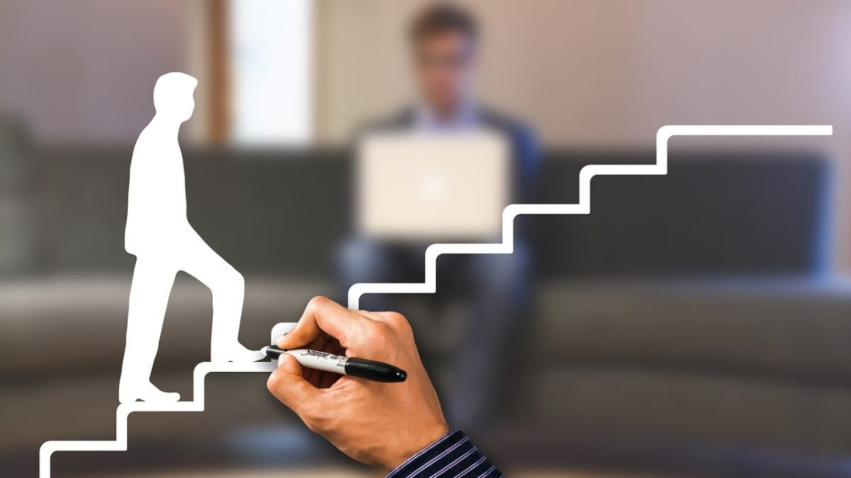 5 Steps to Take Your Career to the Next Level