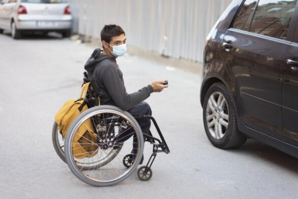 Disability Cars: The Technology Helping Disabled People Get Back onto the Road