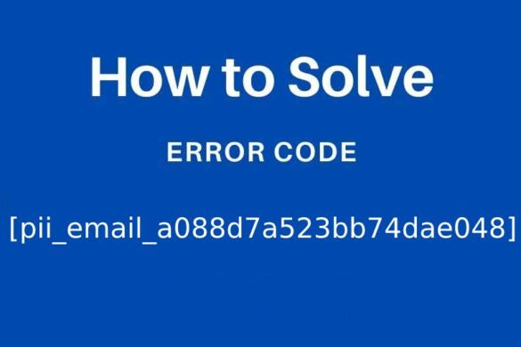 Microsoft Outlook Pii Email Error: pii_email_a088d7a523bb74dae048