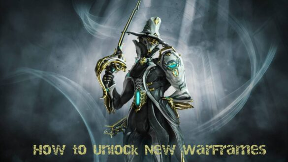 Unlock Warframes