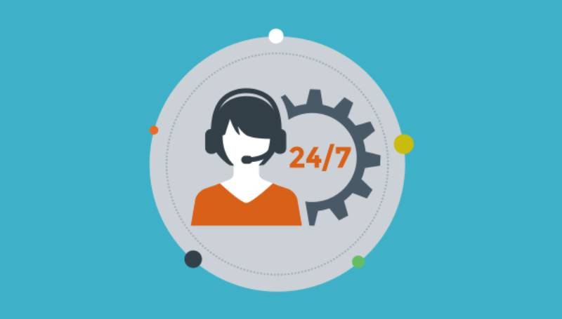 How to Offer 24/7 Customer Care Without Wearing Down Your Team