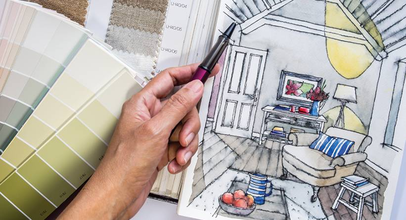 How Technology Is Reshaping The World Of Interior Design