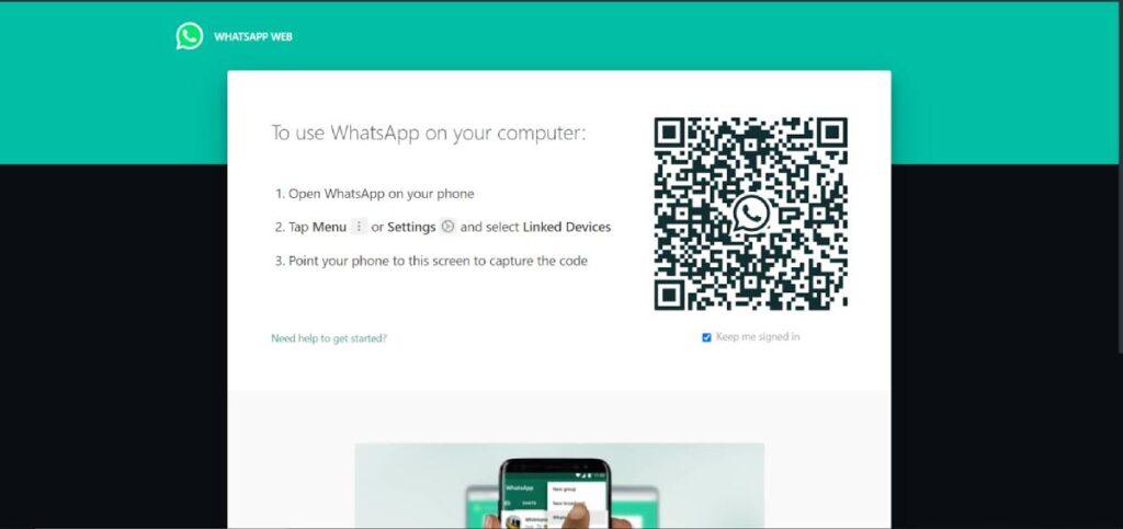 Use WhatsApp Web to Spy on Someones WhatsApp