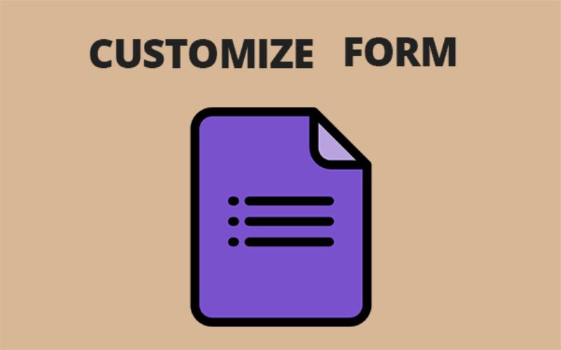 Form builder software: Build your customize forms