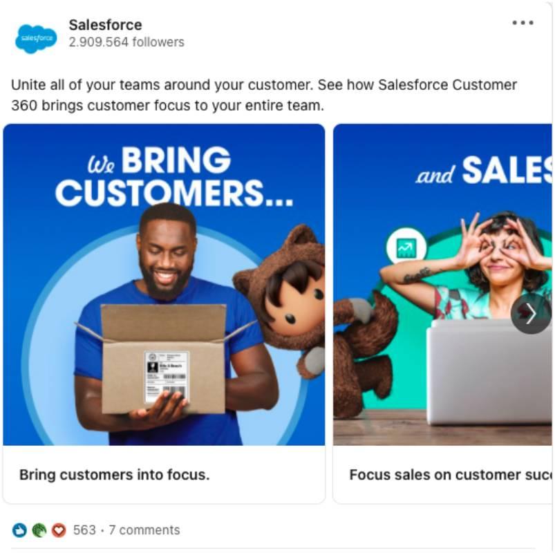 Publish Linkedin Ads