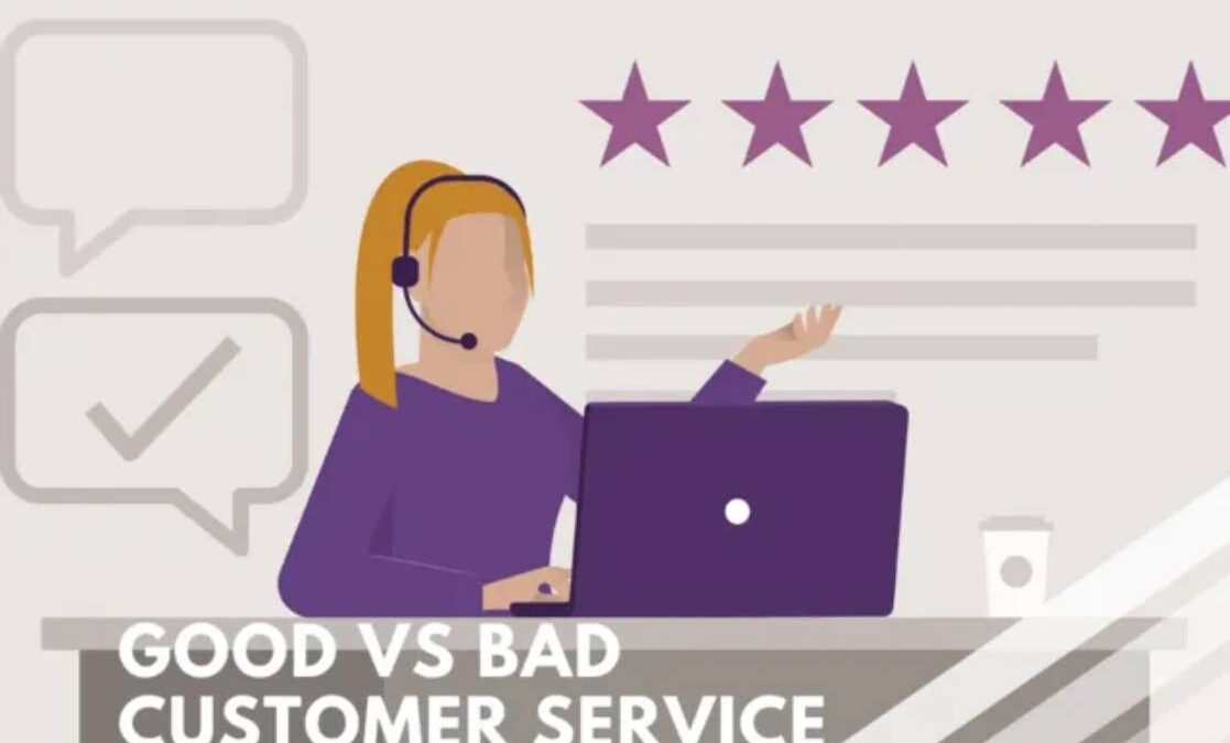 Good vs. Bad Customer Service: What's the Difference