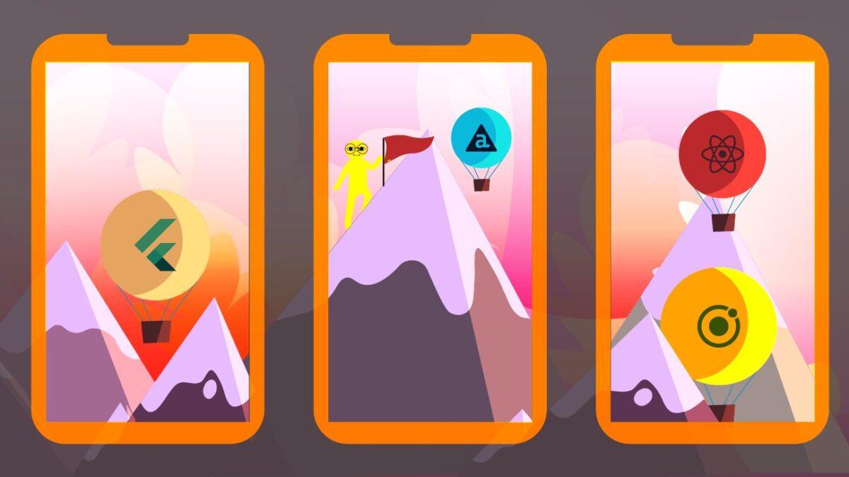 The 5 Best Cross Platform App Development Frameworks You Should Use