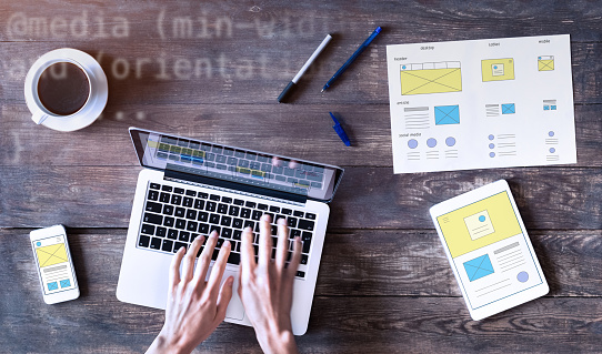 What Should the Design of a Business Website Look Like