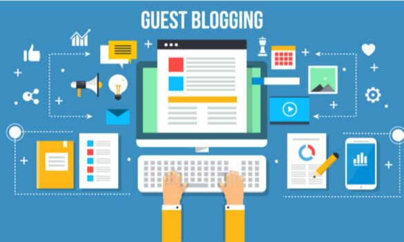 The Genius of Guest Blogging