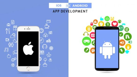 iOS vs. Android apps